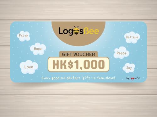 HK$1000 gift voucher