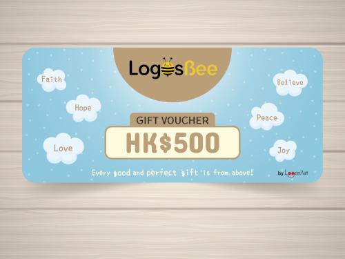 HK$500 gift voucher